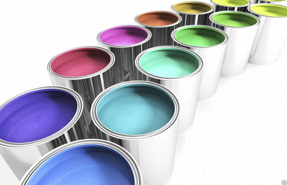 латексные краски для стен