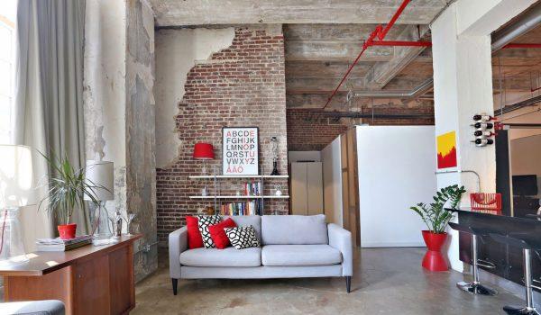 Что такое окраска стен в квартире в стиле Лофт: отличия, характеристика и вероятные сочетания оттенков для вашего дома