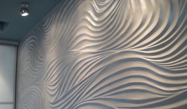 На какие стены можно наносить фактурную, венецианскую, гладкую или рельефную штукатурку для внутренней отделки стен: технология, правила и варианты оформления