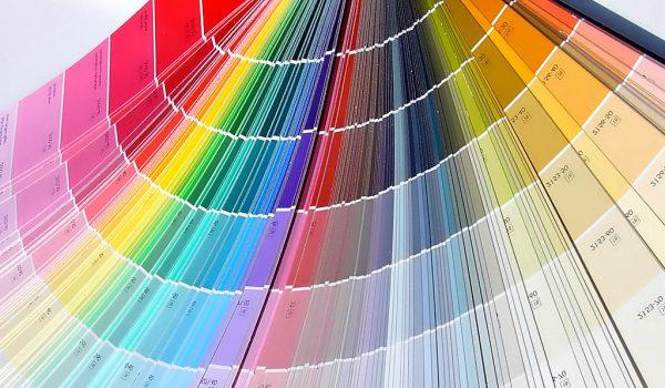 Каким цветом красить стены в квартире, используя разнообразные краски и палитры колеров серого, синего, фиолетового или зеленого?
