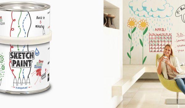 Как оформить стену для рисования маркерными магнитными красками: идеи, рекомендации, советы