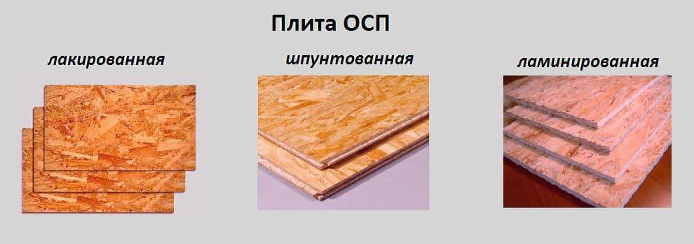 обшивка стен осб плитой внутри