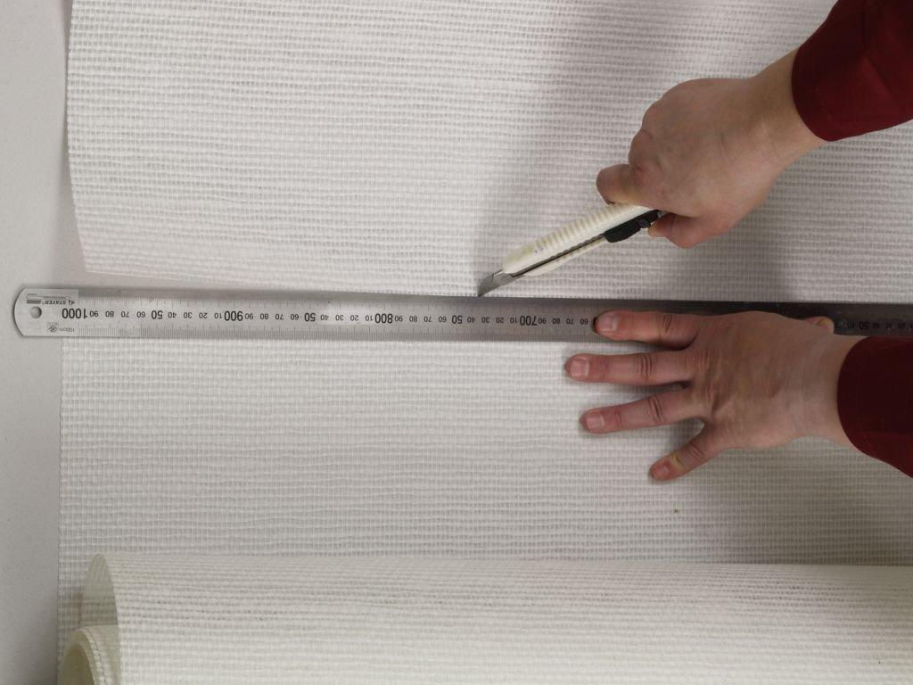 стеклохолст на стены под покраску