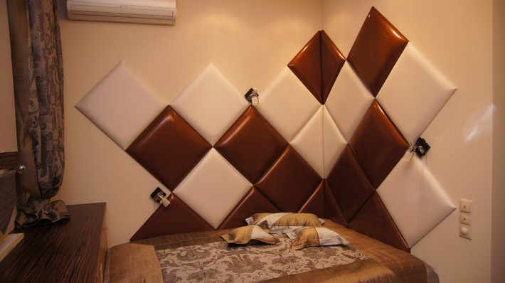 мягкие панели для стены