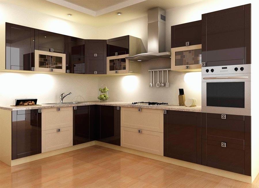 цвета стен на кухне