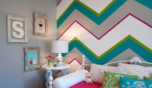 Чем отделать стены в детской и создать необыкновенный декор на стене: идеи, чем отделать, как использовать подручные средства