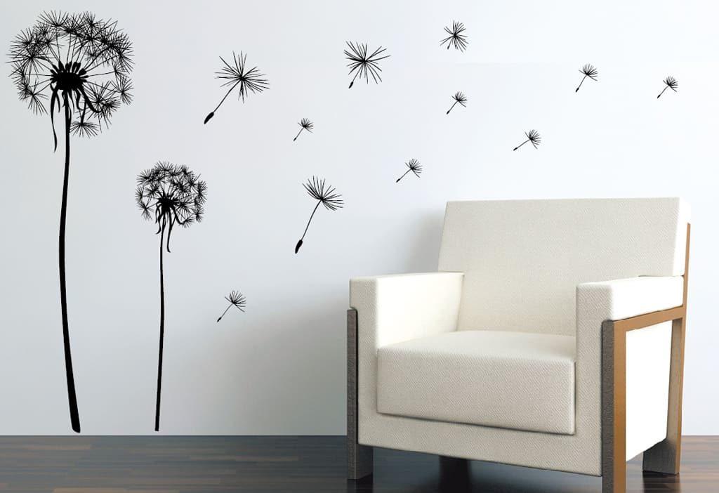 шаблоны для покраски стен