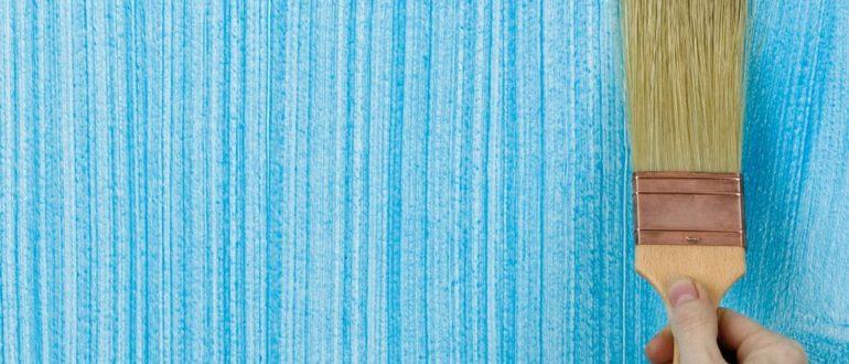текстурные краски для стен