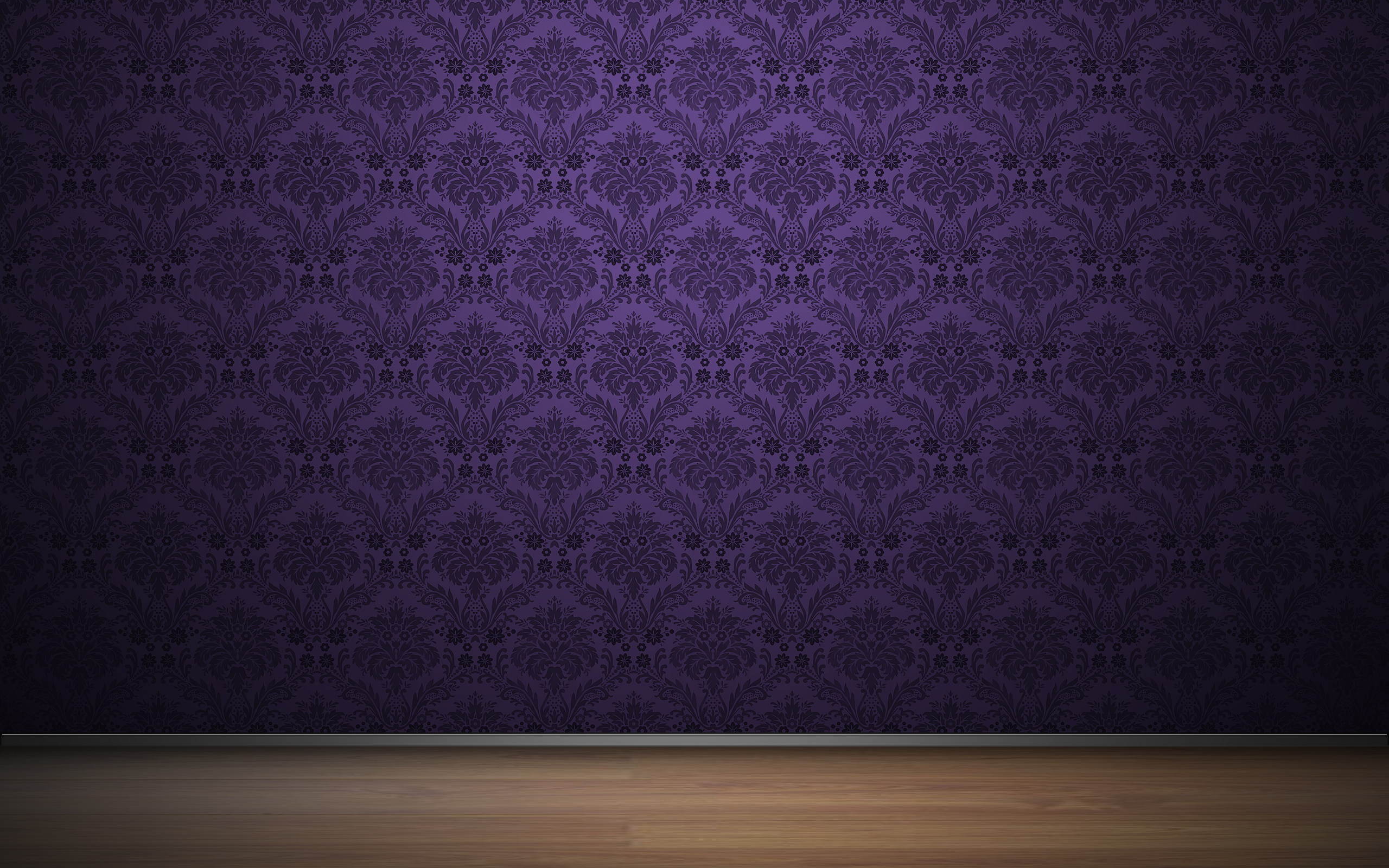 обои фиолетовые для стен