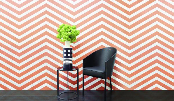 Как правильно подобрать геометрические обои для определенного интерьера в квартире: что стоит помнить, покупая геометрию для небольшой комнаты