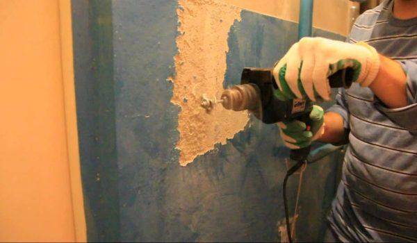 Все способы, как ободрать старую и свежую краску со стен: методы, как убрать быстро все типы красок