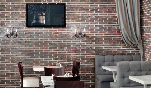 Как оформить стены в интерьере комнаты под белый кирпич: когда можно применять обои под кирпич и что стоит помнить