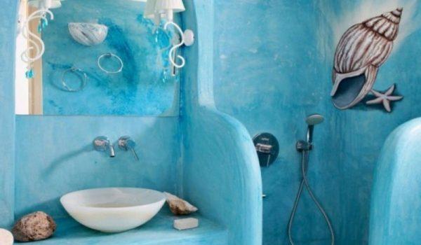 Можно ли красить своими руками в ванной водоэмульсионкой, хлоркаучуковой или водостойкой краской, как штукатурить и шпаклевать, какие материалы выбрать для стен
