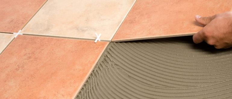 замачивают ли плитку из керамики перед кладкой
