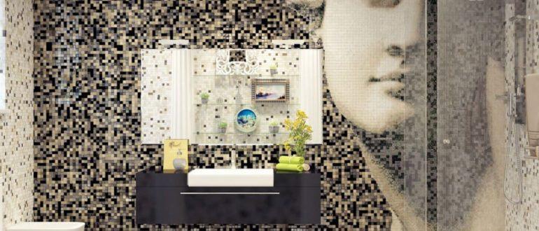мозаика на стену