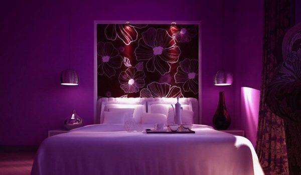 Как можно оформить стены в квартире в фиолетовых тонах: лиловые, фиолетовые или ярко-сиреневые оттенки в интерьере и варианты декорирования