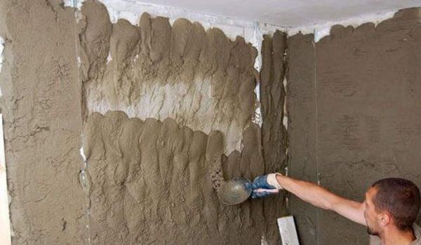 Как оштукатурить бетонные стены своими руками в квартире: чем лучше штукатурить, нужно ли гипсом и как правильно выравнивать по технологии