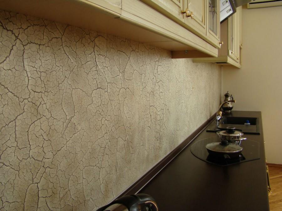 кракелюр на стенах