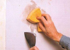как очистить стены от пыли после ремонта
