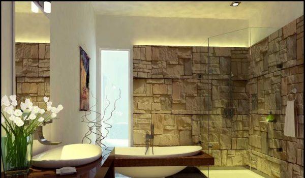 Отделочные материалы для ванной: чем лучше обшить кроме плитки, лучшие отделочные недорогие материалы для облицовки стен и потолка