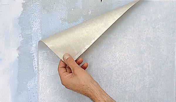 Варианты, как быстро отодрать флизелиновые обои, не повредив поверхность: методы, варианты, рекомендации
