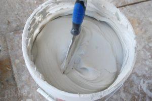 как разводить шпаклевку для стен