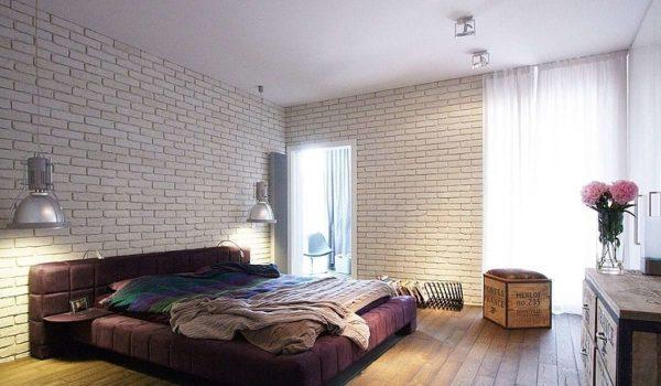 Декор для стен в виде имитации под кирпич или камень: как отделать стены частично или полностью, углы или низ около панелей, последовательность, руководство