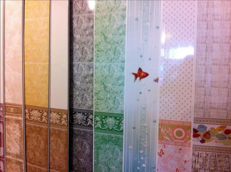 пластиковая панель для стен
