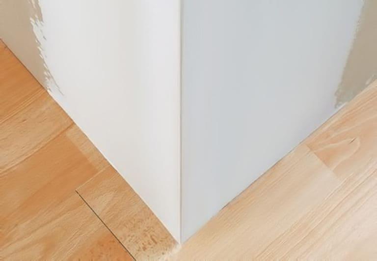 как шпаклевать углы стен