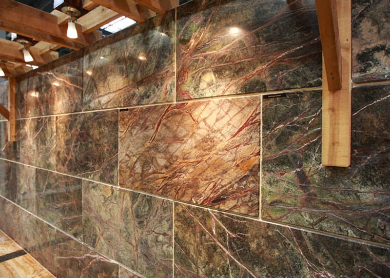 природный камень для облицовки стен