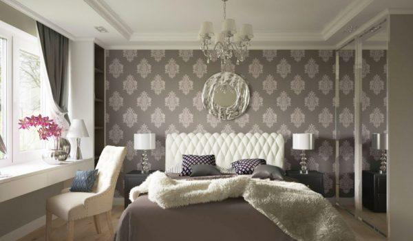 Варианты комбинирования и самостоятельного оформления стен в серые оттенки: когда применять обои цвета асфальта, а когда не стоит