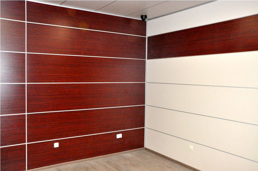 ламинированные панели для стен