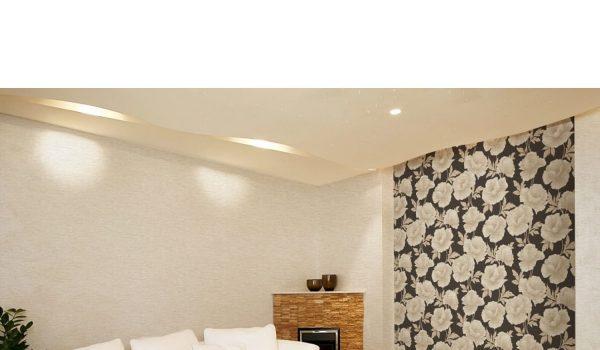 Оформление стен в зале: как подобрать интерьер и сделать необычное декорирование пустой стены своими руками