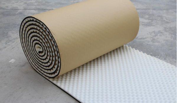 Какие материалы используются для звукоизоляции под обои: изоляционный слой пенолона и другие материалы для отделки