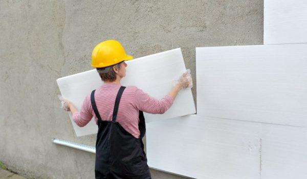 Какой лучше всего выбрать пенопласт для утепления стен дома снаружи: виды материала для внешний работ, его толщина