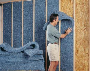 утепление стен изнутри в квартире
