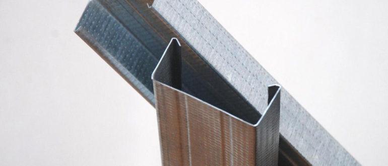 облицовка стен гкл по металлическому каркасу