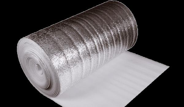 В чем особенность фольгированных утеплителей для стен внутри или снаружи дома, и как самому произвести его монтаж?