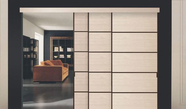 Где актуально использовать раздвижные стены перегородки со стекла, дерева или пластика: варианты установки