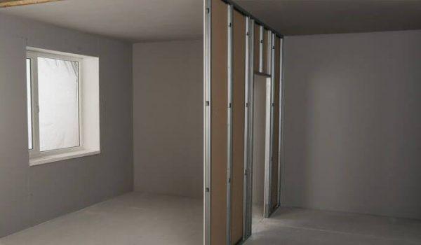 Из чего лучше всего возводить межкомнатные стены или перегородки в квартире или частном доме: варианты