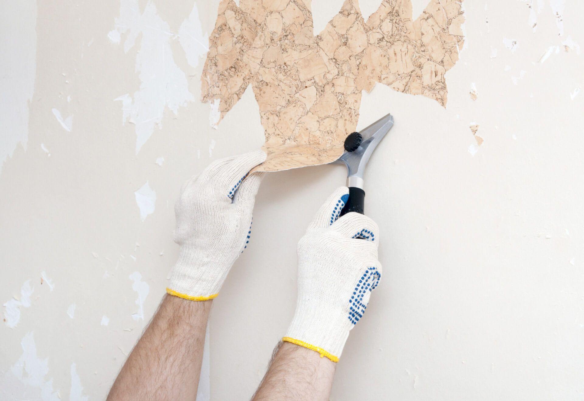 Самые лучшие способы снятия старых обоев со стен — варианты удаления