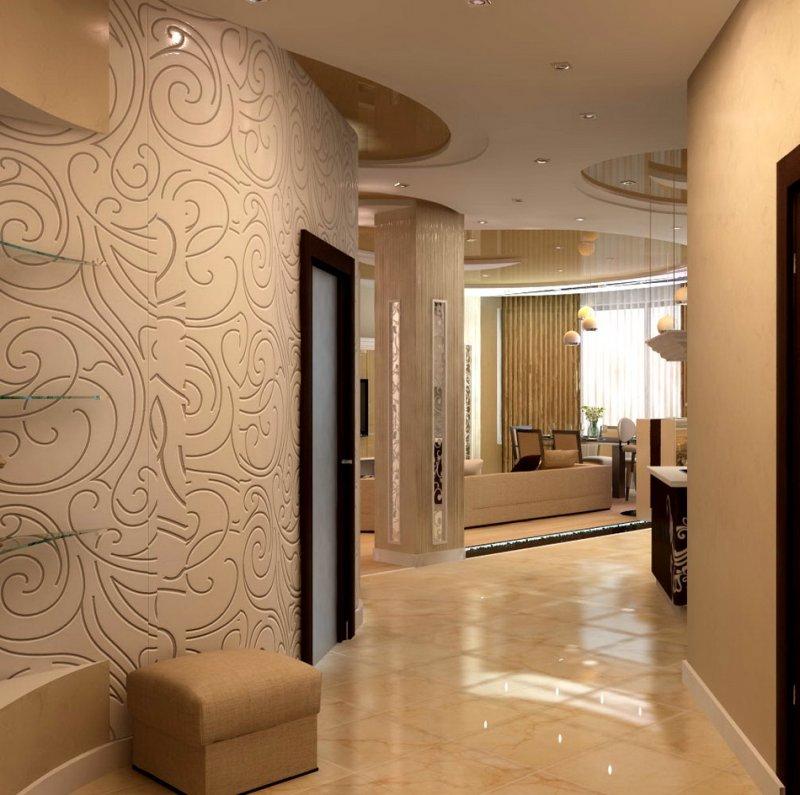 Обзор лучших обоев для стен на флизелиновой основе