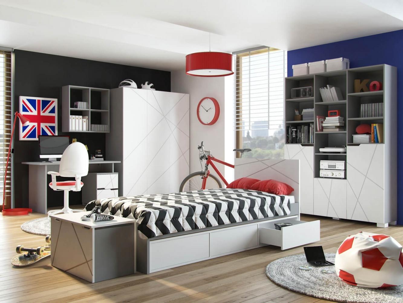 Подбор обоев в комнату для подростков мальчиков и девочек — нюансы