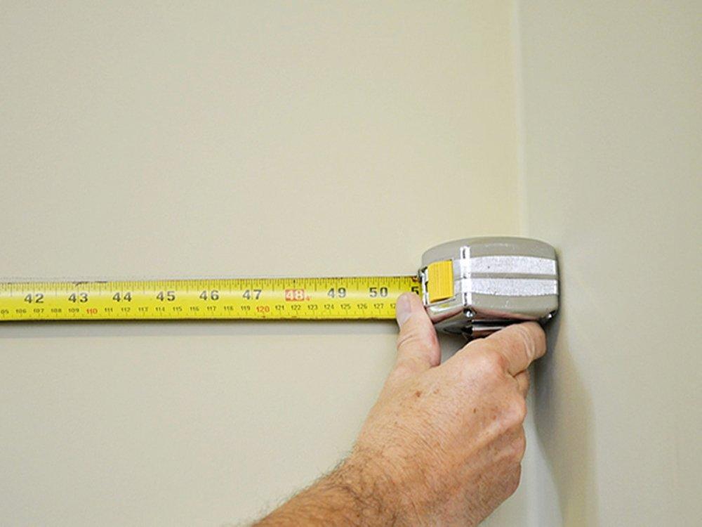 Сколько обоев понадобится для оклейки комнаты — способы расчета